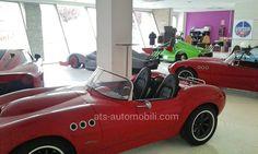Ats Automobili showroom