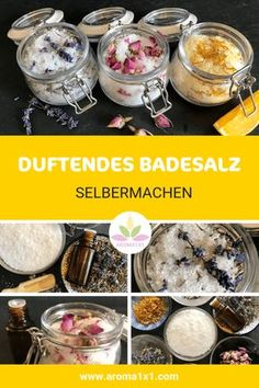 Stellen Sie Ihr eigenes duftendes Badesalz her – das perfekte Geschenk AROMA Make your own fragrant bath salt – the perfect gift AROMA # salt # fragrant … Make Your Own, Make It Yourself, How To Make, Presents For Her, Mom Day, Bath Salts, Good Advice, Getting Things Done, You Are The Father
