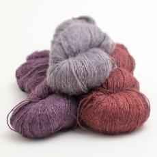 DyeForYarn Tussah Silk Lace