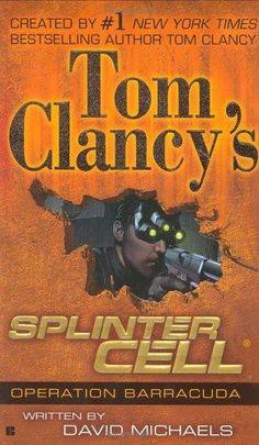 Operation Barracuda - Tom Clancy  (pb)