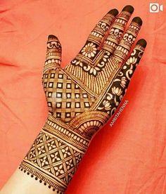 Palm Mehndi Design, Latest Bridal Mehndi Designs, Full Hand Mehndi Designs, Mehndi Designs Book, Mehndi Design Pictures, Modern Mehndi Designs, Mehndi Designs For Girls, Mehndi Designs For Beginners, Beautiful Henna Designs