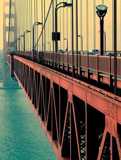Golden Gate Bridge, San Francisco by MHGau, via Flickr.