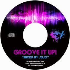 Groove It Up! - Mixed By JoJo. Hardhouse mix feat 99th Floor Elevators 'Hooked' (Tony De Vit remix), trak 3