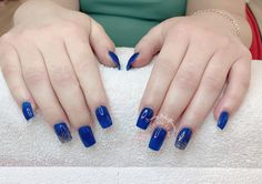 Beauty nails Blue Nails, Nails Design, Beauty Nails, Blue Nail, Royal Blue Nails