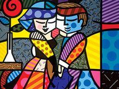 Crea Romero Britto diseños especiales para apoyar al Teletón :: El Informador Willem De Kooning, Pop Art, Graffiti, Wine Art, Jackson Pollock, Arte Pop, Design Competitions, Pattern Drawing, Acrylic Art