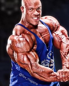 5 X MR OLYMPIA PHIL HEATH @philheath #FlexMagazne