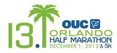 36th annual OUC Orlando Half Marathon and 5K.
