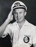 Miami Area TELEVISION and RADIO PERSONALITIES Historical Photo Gallery SKIPPER CHUCK