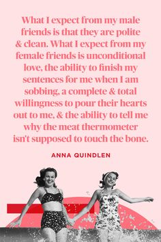 25 Valentine's Day Quotes That Will Give You All the Feels Anna Quindlen, All The Feels, Valentine's Day Quotes, Female Friends, Describe Me, Unconditional Love, Note To Self, Sentences, Quote Of The Day