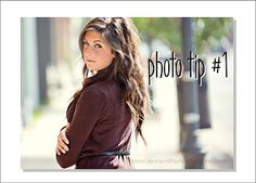 Common posing mistakes for Photos and how to fix them-- See all 12 tips!