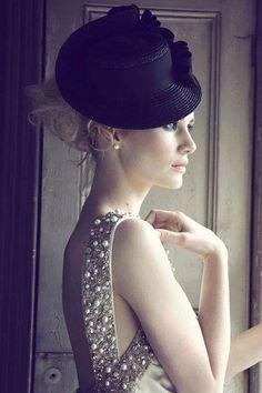 livingpierside:  Jane Taylor Straw-Hat