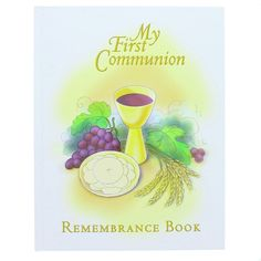Traditional and contemporary, prayers, Scripture, and Bible stories are integrated with scrapbooking, photography, journaling, and activities link the story of the Eucharist with the story of your First Communicant.