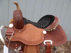 NEW Billy Cook - #1907 Barrel Saddle 14