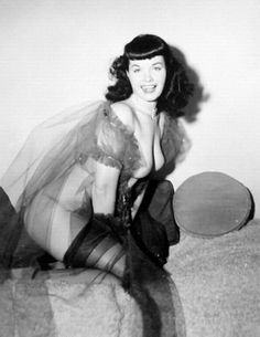 Miss Bettie Page