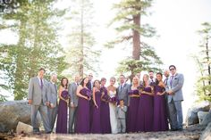 Private Wedding Venue, Lake Tahoe, CA, Heavenly Mountain Resort, Vernon Wiley Photography, #mountainweddings
