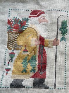 Santa - The Prairie Schooler