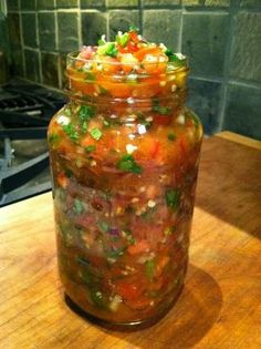 COOKING BLOG: Easy salsa recipe