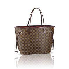 It's a must... next purse  Louis Vuitton Damier Ebene Neverfull MM