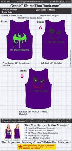 Delta Zeta T-Shirts That Rock 116941NEWproof  Just email this proof to us and we'll customize it for your chapter.