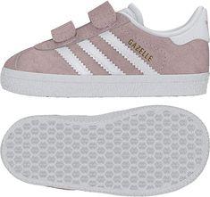 adidas Unisex-Kinder Gazelle Cf I Fitnessschuhe, grau, EU Unisex, Adidas Sneakers, Shoes, Fashion, Moda Masculina, Fashion For Girls, Feminine Fashion, Shoes Sport, Handbags
