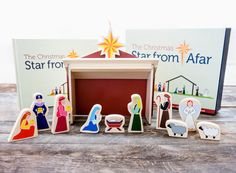Star from Afar! Teaching kids the true meaning of Christmas