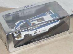Porsche 917 K Zitro Racing Le Mans 1970 #57 Martin/Pillon Spark S1972 1:43