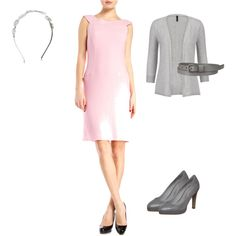 I can't wait until Spring! Polyvore featuring Bill Blass, Maripé, Monsoon and Uniqlo