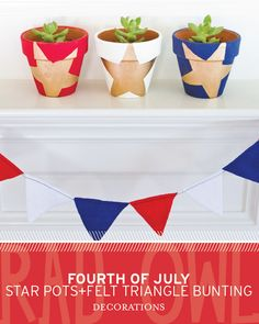 4th of july bunting target