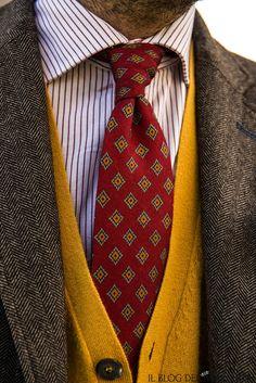 Handmade neapolitan ties