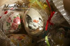 Wielkanoc, pisanki, wydmuszki, retro, vintage, decoupage , Easter, Ostern, påske, пасхальный,
