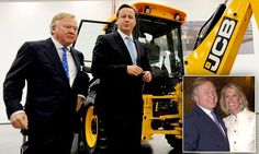 'JCB boss and Conservative peer Anthony Bamford'Backs Britain Pity Cameron Doesn't JCB boss makes impassioned plea for Brexit