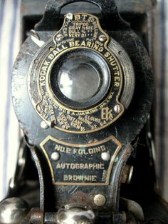 Antique camera Kodak  Brownie