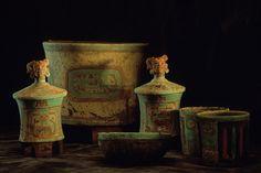 Копан;  Гондурас;  Майя;  Royal гробниц.