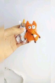 Crochet Keychain Pattern, Crochet Doll Pattern, Crochet Toys Patterns, Amigurumi Patterns, Stuffed Toys Patterns, Crochet Bunny, Crochet Baby Booties, Crochet Brooch, Yarn Storage
