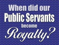 I honestly thought that America was founded on the concept of NO ROYALTY… WTF happened?!?!?!