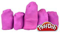 Purple #Frozen #Playdoh #KinderSurprise #eggs #Mylittlepony #Disney #mlp #playdough