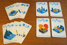 Game Seeds: meta card game for designing video games
