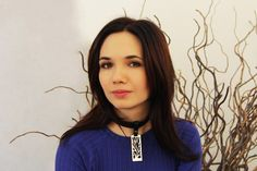 Leather necklace Necklace Black сhoker Fetish choker Choker Leather choker Leather collar Leather harness Natural leather choker Bondage collar