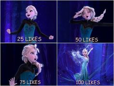 wow Elsa, Frozen, Pandora, Disney, Anime, Art, Art Background, Kunst, Cartoon Movies