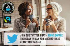 Twitter Chat #fairtradesachat