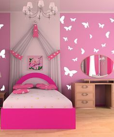 diy little girl room ideas - Google Search