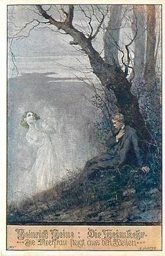 Heinrich Heine, Painting, Art, Art Background, Painting Art, Kunst, Paintings, Performing Arts, Painted Canvas