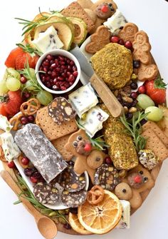 Dessert charcuterie is this season's most popular dessert trend that makes for the perfect party platter.
