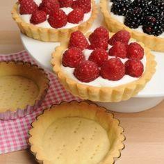 Recept - Zandgebakjes met zomervruchten - Dille & Kamille - met Zonnigfruit