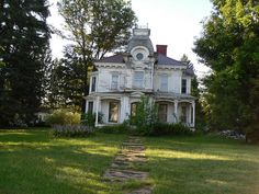 Victorian home in Poland, New York