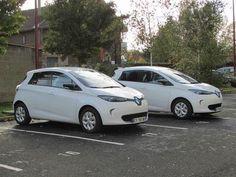 Snecma : 30 Renault ZOE et Renault Kangoo Z.E. en autopartage