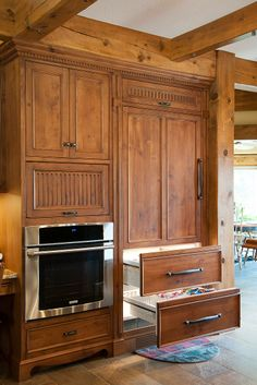 Custom refrigerator panels