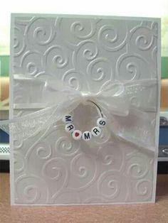 Wedding Card - Scrapbooking 24/7.