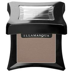 Powder Eye Shadow | Long Lasting Heroine Ash Taupe | Illamasqua (to give you some warmth on your temples hairline and cheecks)