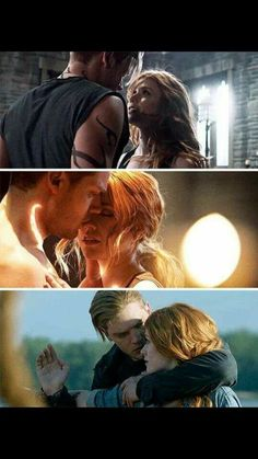 All day everyday! Clace Fanart, Malec, Shadowhunters Tv Series, Shadowhunters The Mortal Instruments, Jace Wayland, Isabelle Lightwood, Clary E Jace, Simon Lewis, Dominic Sherwood